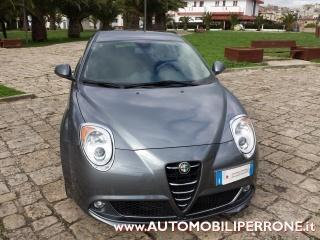 usato 1 6 jtdm 120cv distinctive alfa romeo mito 2010. Black Bedroom Furniture Sets. Home Design Ideas
