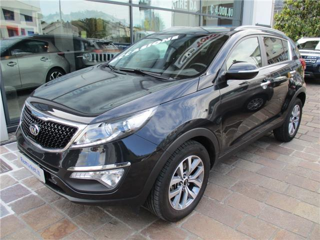 sold kia sportage 1 6 gdi 2wd cool used cars for sale. Black Bedroom Furniture Sets. Home Design Ideas