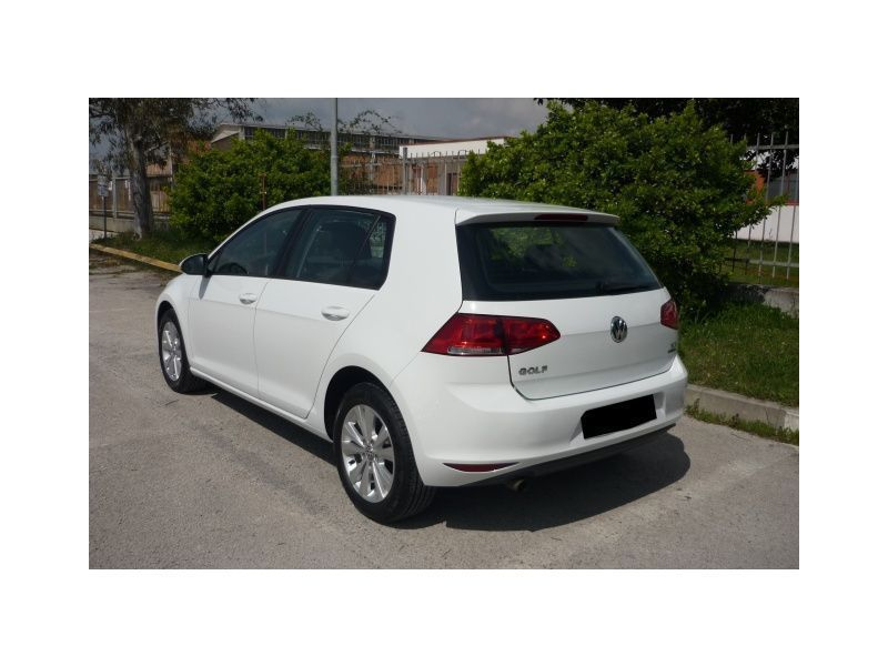 sold vw golf vii 1 6 tdi 105 cv b used cars for sale autouncle. Black Bedroom Furniture Sets. Home Design Ideas
