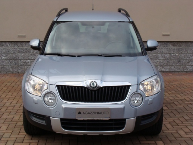 sold skoda yeti 1 2 tsi ambition used cars for sale autouncle. Black Bedroom Furniture Sets. Home Design Ideas
