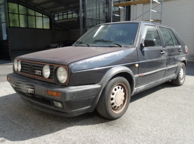 sold vw golf ii 1800 cat g60 5 por used cars for sale autouncle. Black Bedroom Furniture Sets. Home Design Ideas