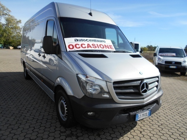 sold mercedes sprinter 316 bluetec used cars for sale autouncle. Black Bedroom Furniture Sets. Home Design Ideas