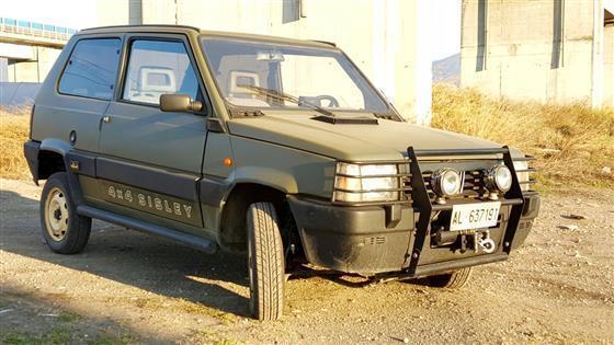 Usato 1000 4x4 sisley anno 1989 fiat panda 4x4 1989 for Fiat panda 4x4 sisley usata