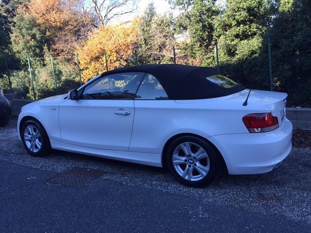 sold bmw 120 cabriolet 120 d cat f used cars for sale autouncle. Black Bedroom Furniture Sets. Home Design Ideas