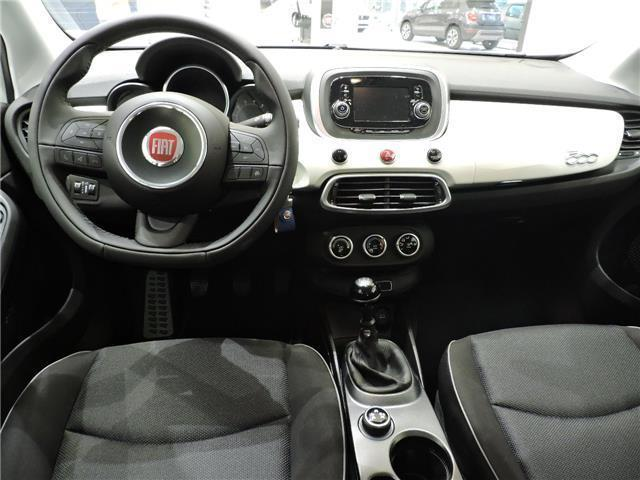 Sold fiat 500x 1 4 t jet 120 cv gp used cars for sale for Interno 500x