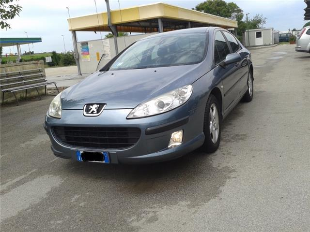 sold peugeot 407 1 6 hdi navteq on used cars for sale autouncle. Black Bedroom Furniture Sets. Home Design Ideas