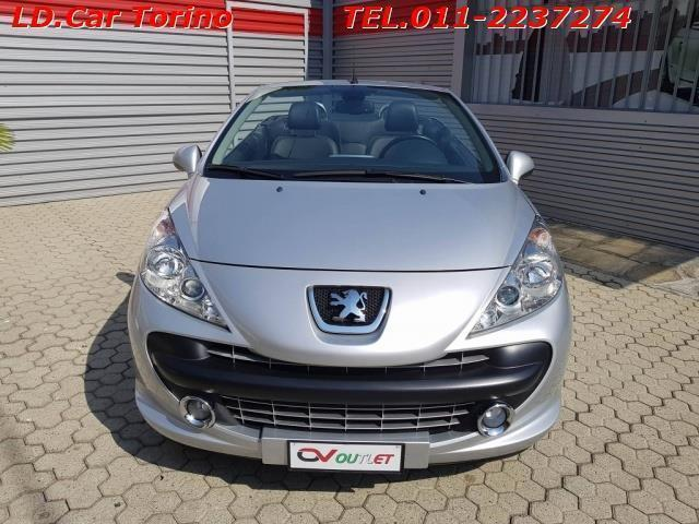 usato 1 6 109cv hdi coupe feline peugeot 207 cc 2007 km in casoria na. Black Bedroom Furniture Sets. Home Design Ideas