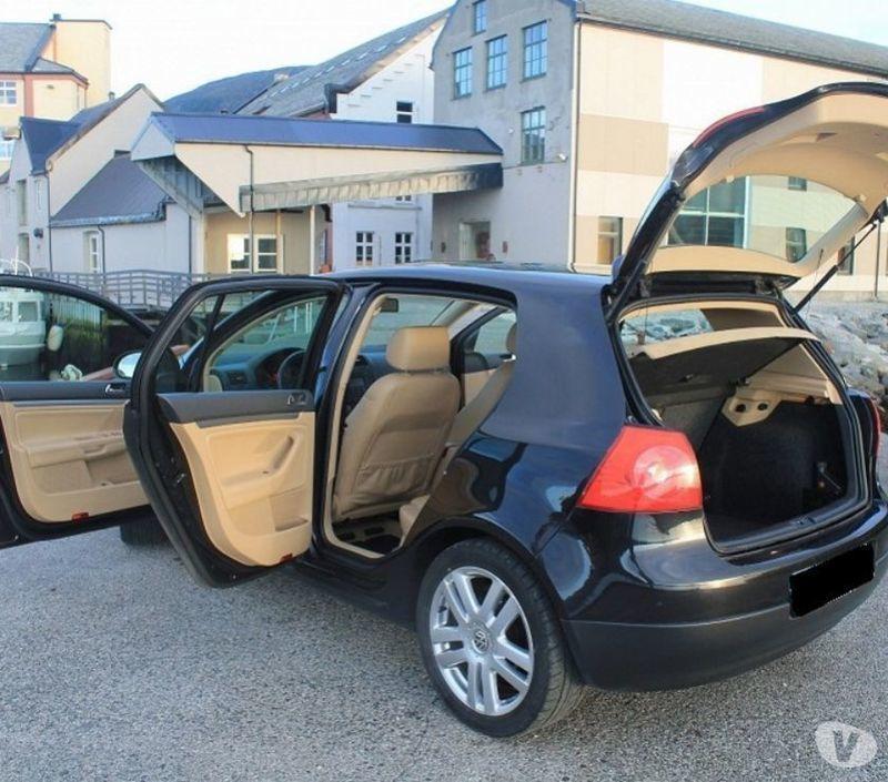 Venduto VW Golf 2.0 TDI