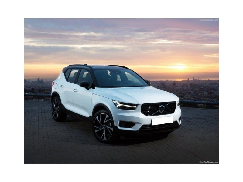 sold volvo xc40 t3 business used cars for sale. Black Bedroom Furniture Sets. Home Design Ideas