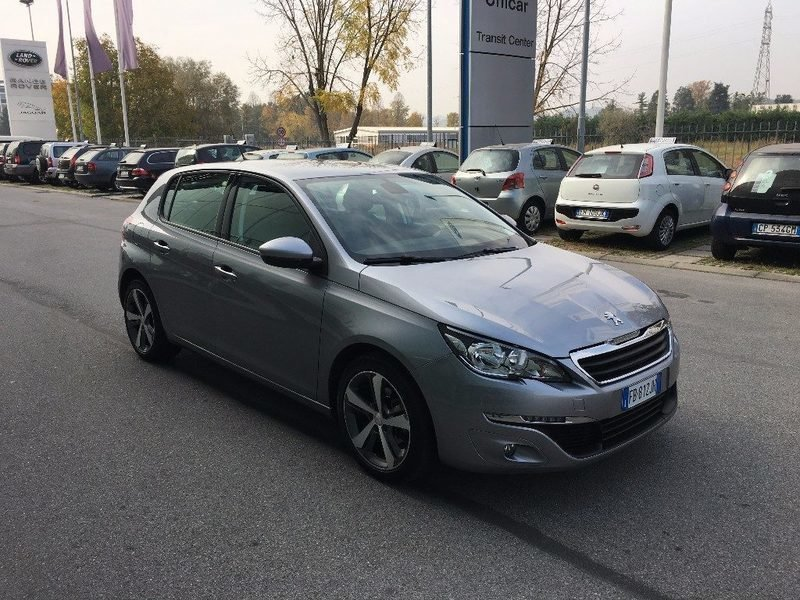 sold peugeot 308 bluehdi 120 s s a used cars for sale. Black Bedroom Furniture Sets. Home Design Ideas