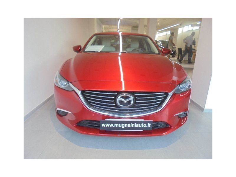 Sold Mazda 6 2 2l Skyactiv D 175cv Used Cars For Sale Autouncle
