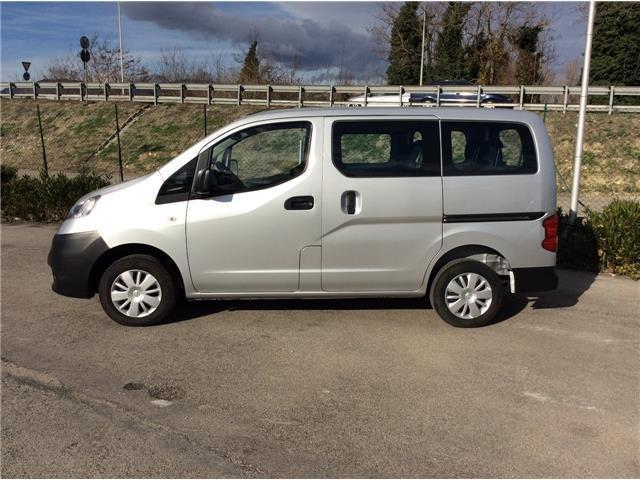 Sold Nissan Evalia 1 5 Dci 110 Cv Used Cars For Sale