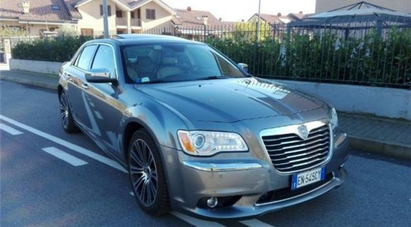 Sold Lancia Thema Thema 30 V6 Used Cars For Sale Autouncle