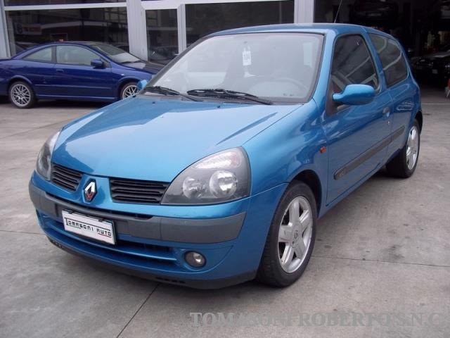 sold renault clio 1 5 dci 82cv cat used cars for sale. Black Bedroom Furniture Sets. Home Design Ideas