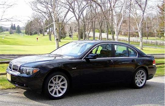 sold bmw 745 serie 7 i cat a used cars for sale autouncle. Black Bedroom Furniture Sets. Home Design Ideas