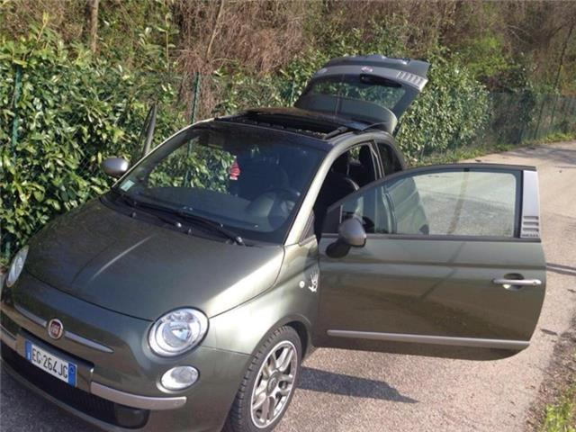 sold fiat 500 0 9 twinair turbo by used cars for sale autouncle. Black Bedroom Furniture Sets. Home Design Ideas