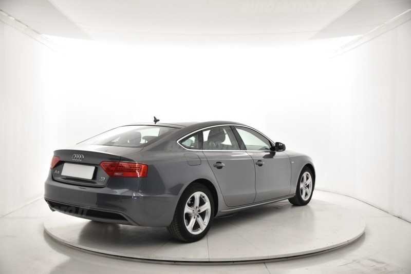 Audi a5 sportback usata prezzo