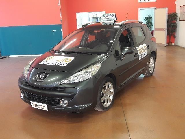 sold peugeot 207 1 6 hdi 90cv sw x used cars for sale autouncle. Black Bedroom Furniture Sets. Home Design Ideas