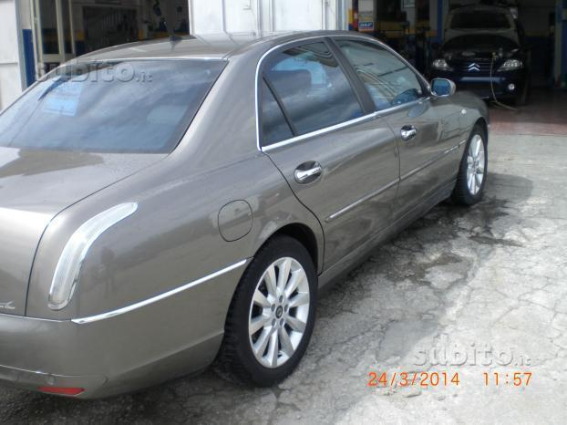 used lancia thesis sale A very special version of the lancia thesis, which had its world preview at the   this unusual trim is a reference to the renowned 'lancia cloth' used in the past.