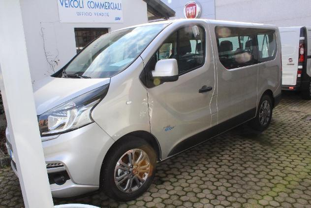 sold fiat talento combi 8posti 1 6 used cars for sale autouncle. Black Bedroom Furniture Sets. Home Design Ideas