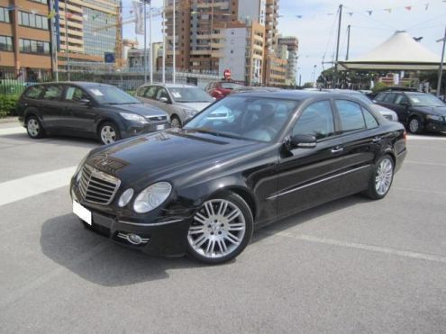 sold mercedes e420 cdi cat evo ava used cars for sale. Black Bedroom Furniture Sets. Home Design Ideas