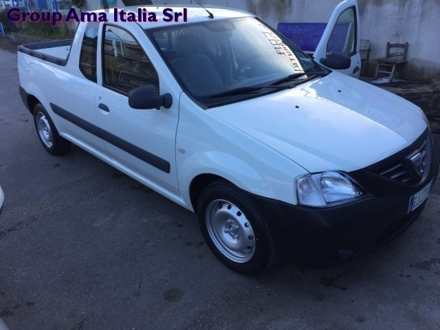 sold dacia logan pick up 1 6 used cars for sale autouncle. Black Bedroom Furniture Sets. Home Design Ideas