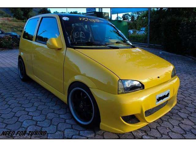 sold fiat cinquecento sporting tun used cars for sale. Black Bedroom Furniture Sets. Home Design Ideas