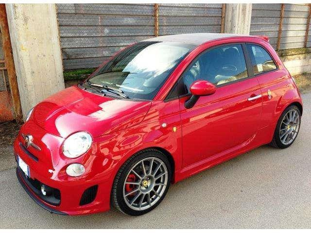 sold fiat 500 abarth c 500 ferrari used cars for sale. Black Bedroom Furniture Sets. Home Design Ideas