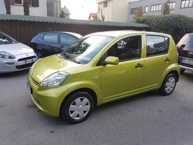 Sold Daihatsu Sirion 1 0 12v Mio Used Cars For Sale