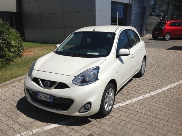 usata Nissan Micra 1.2B ACENTA