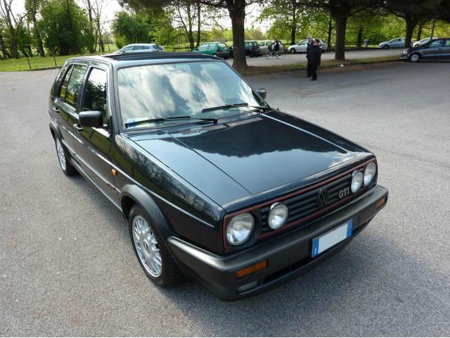 sold vw golf mk2 1 8 8v gti asi used cars for sale. Black Bedroom Furniture Sets. Home Design Ideas