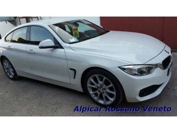 sold bmw 418 pack m serie luxury used cars for sale. Black Bedroom Furniture Sets. Home Design Ideas