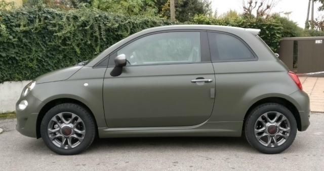 Sold Fiat 500 S 12 KM ZERO S4 V Used Cars For Sale