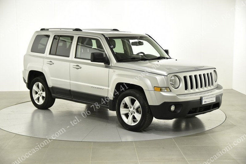 jeep patriot 2 1 diesel 163 cv 2011 roma autouncle. Black Bedroom Furniture Sets. Home Design Ideas