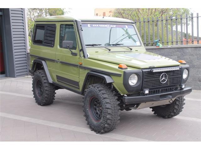 sold mercedes g300 300 gd diesel used cars for sale. Black Bedroom Furniture Sets. Home Design Ideas