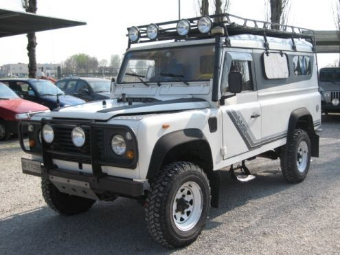 "Land Rover Defender 110 turbodiesel Station Wagon ""CAMPERIZZATO"""