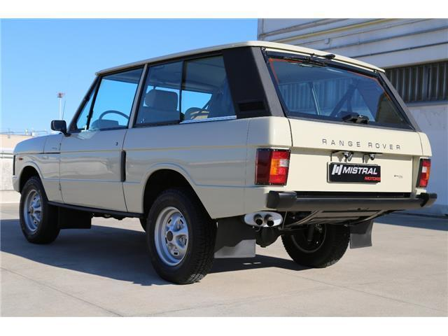 usato classic 3 porte land rover range rover 1980 km 1. Black Bedroom Furniture Sets. Home Design Ideas