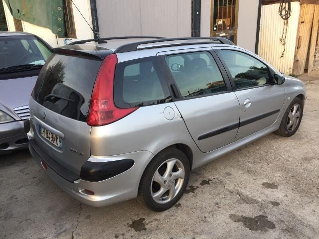 sold peugeot 206 2 0 hdi sw xs used cars for sale autouncle. Black Bedroom Furniture Sets. Home Design Ideas