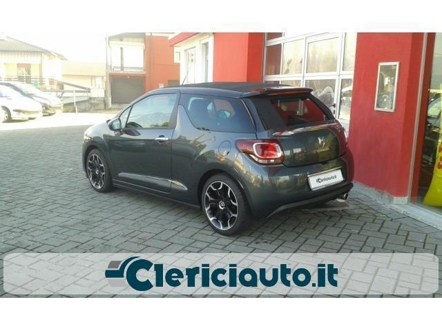 sold citro n ds3 cabriolet 1 2 vti used cars for sale autouncle. Black Bedroom Furniture Sets. Home Design Ideas