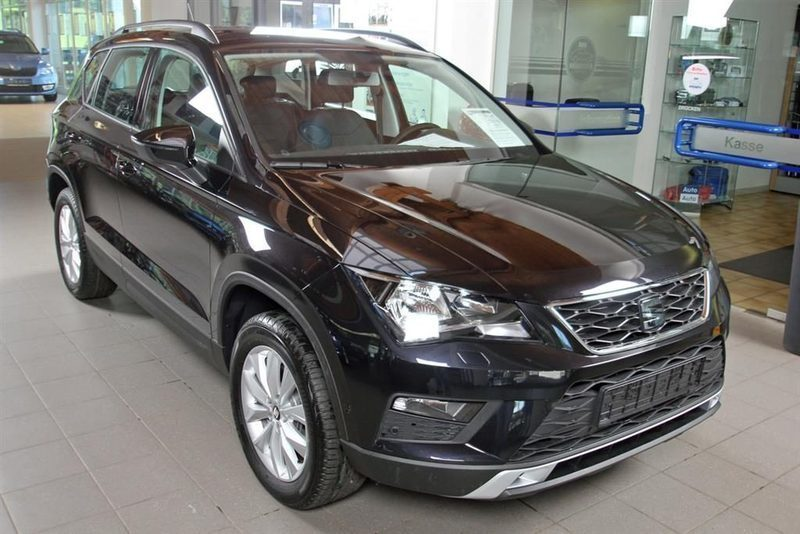 sold seat ateca 2 0 tdi 4drive sty used cars for sale. Black Bedroom Furniture Sets. Home Design Ideas