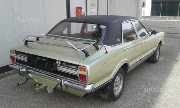 Venduto Ford Taunus Gxl 1600 Auto Usate In Vendita