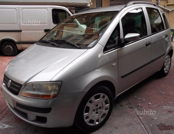 Sold fiat idea 1300 multijet dynam used cars for sale for Fiat idea 2006 full 1 8