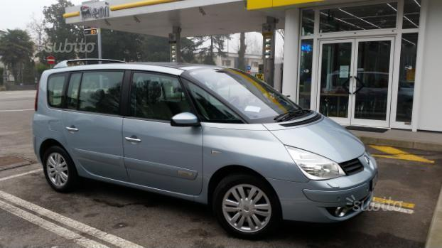 sold renault espace 2 0 dci 175 hp used cars for sale autouncle. Black Bedroom Furniture Sets. Home Design Ideas
