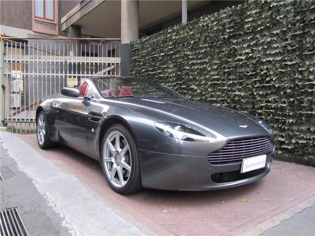 C D E Ab A C B E Aston Martin V Virage Vantage Usata A Milano