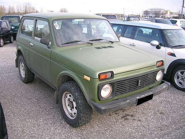 sold lada niva 1 7 mpi dual fuel g used cars for sale autouncle. Black Bedroom Furniture Sets. Home Design Ideas