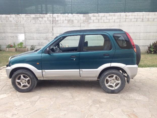 Sold Daihatsu Terios 1 3i 16v Cat Used Cars For Sale