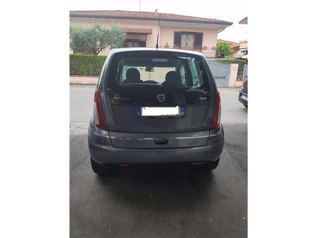 Sold lancia musa 1 4 16v gold used cars for sale autouncle - Lancia musa diva ...