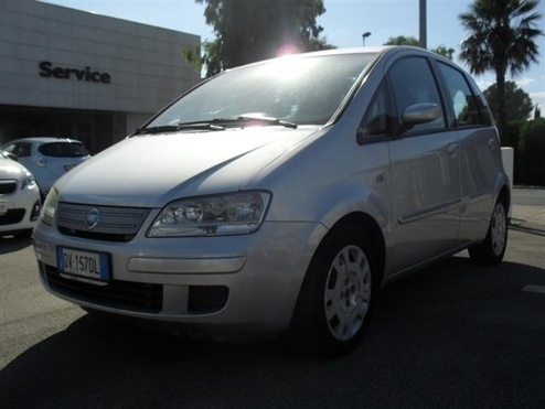 Sold fiat idea 1 3 mjt 90cv van em used cars for sale for Consumo del fiat idea 1 4