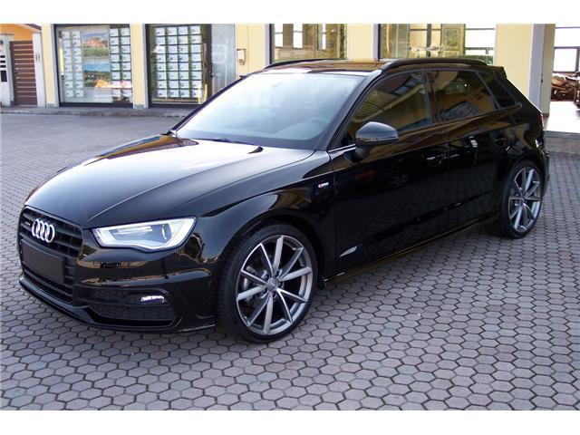 Audi a3 sportback s line usata prezzo 17