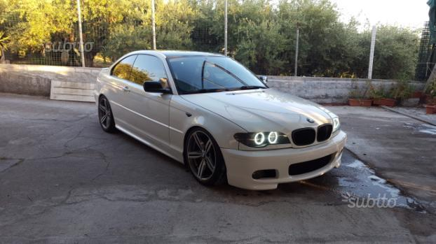 sold bmw 320 e46 coup 320 cd d used cars for sale autouncle. Black Bedroom Furniture Sets. Home Design Ideas
